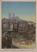 French WW1 poster - Verdun